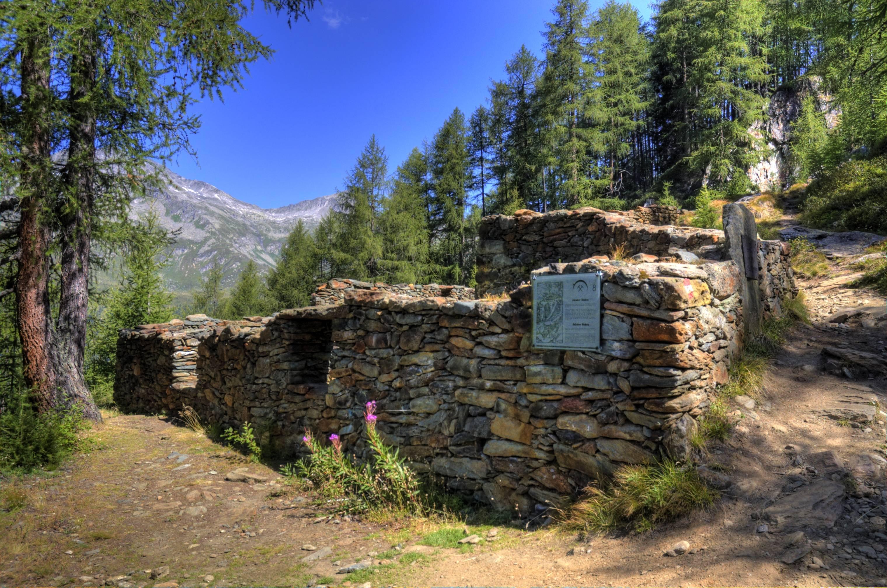 Antiche miniere di Predoi