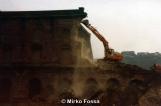 Demolizione a Napoli