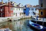 Burano, una piccola Venezia