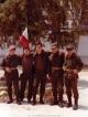 Caserma a Bari durante l'addestramento