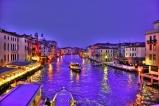 Insolita e notturna Venezia