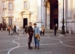Giorgio Ferrato e Antonio Giriolo a Pompei