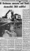 Il Bolsena ancora nel sud, demoliti 385 edifici